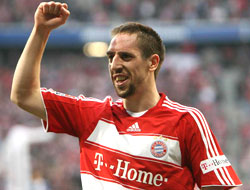 'Real'in parası Ribery'e yetmez'