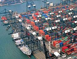 En büyük 120 konteyner limanı açıklandı