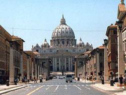 Kriz Vatikan'ı da olumsuz etkiledi