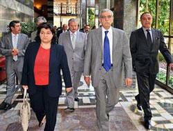DTP'li başkanlar köşkten randevu istedi