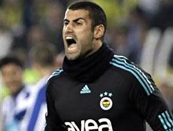 Fenerbahçe'de Volkan sözleşme yeniledi