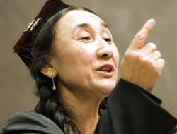 Erdoğan'dan Rabia Kadir'e vize müjdesi