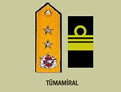 YAŞ öncesi Tümamiralin sürpriz istifası!