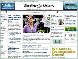 NY Times, internet sayfasını ücretli yapıyor