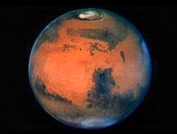 Mars'ın üçte biri denizle kaplıymış