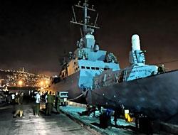İran'ın Gazze gemisi yola çıktı