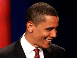 ABD Başkanı Obama Gana'da