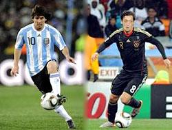 Dünya kupasında büyük heyecan!