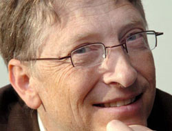 Bill Gates ile Dobra Dobra