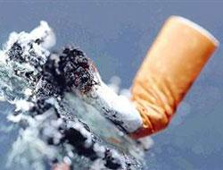 """""""Sigara yasağı"""" genelgesi yayımlandı"""
