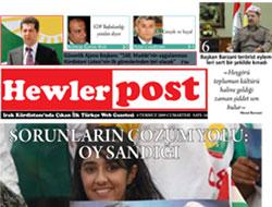 """Barzani:""""Hiç kimse Parlamento'dan daha meşru olamaz"""""""