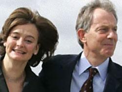 Şok! Blair Domuz Gribine Yakalandı