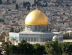 Kudüs'ten canlı yayın