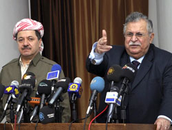 Barzani: Kürtler arası savaşı haram ettik