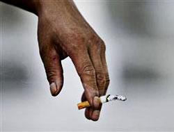 Sigara strese iyi gelmiyormuş