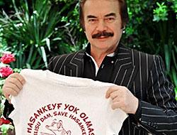 Orhan Baba Hasankeyf'e destek verdi
