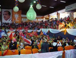 AK Parti il başkanlarının yüzde 40'ını yeniledi