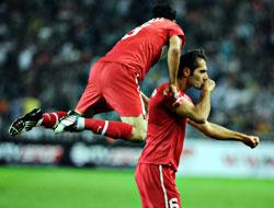 Türkiye Belçika'yı 3-2'yle Geçti