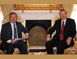Erdoğan Yargıtay Başkanı ile görüştü