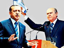 Erdoğan'dan Bahçeli'ye: Sen ülkücü müsün?