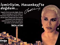 İzmirliyim Hasankeyf'te doğdum