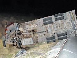 Uşak'ta Susurluk'u çağrıştıran kaza