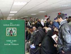 Yeşil kartlılara özel hastane müjdesi