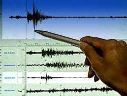 İskenderun'da 4,9'luk deprem