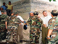 Askerden DTP'ye Taziye