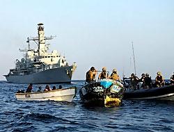 Türk gemisine korsan saldırı