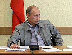 Putin fabrikatörleri hizaya çekince...