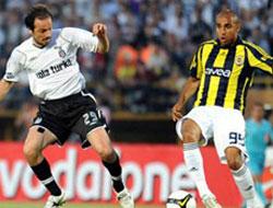 F.Bahçe ve Beşiktaş'ın 'Süper' galası