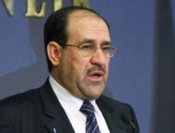 Maliki 2006'dan beri ilk kez kuzeyde