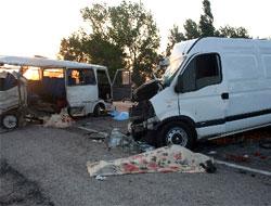 Keşan'daki kazada ölü sayısı 8 oldu