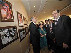 Irak Başbakanı Maliki Halepçe'yi ziyaret etti