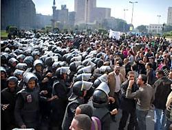 STK'lardan Mısır için eylem