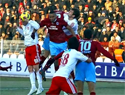 Trabzonspor kötü gidişe 'dur' dedi
