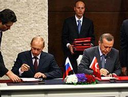 Türkiye-Rusya arasında önemli imza