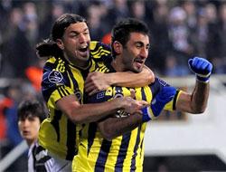 Fenerbahçe İnönü'de gol oldu yağdı