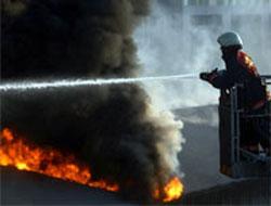Özel Çapa hastanesinde yangın çıktı