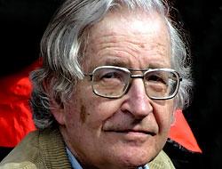 Chomsky: Obama Bush'tan beter