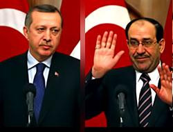 Erdoğan'a Irak'ta sıcak karşılama