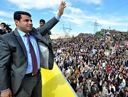 BDP adayları: Kürkçü, Tan, Zana, Tunç...