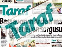 Maliye Bakanlığı'ndan Taraf'a yalan haber davası!