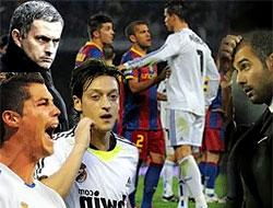 Ronaldo, Barcelona'yı yıktı