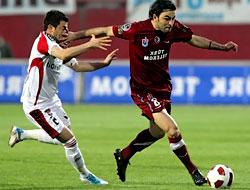 Trabzonspor: 3 Gaziantepspor: 0