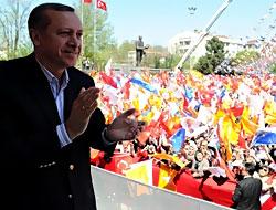Erdoğan'dan büyük gaf!