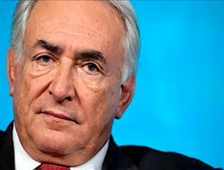 IMF Başkanı Strauss-Kahn tutuklandı