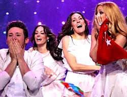 Erdoğan Eurovision birincilerini aradı