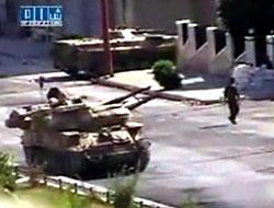 Tanklar hani geri çekilmişti!
